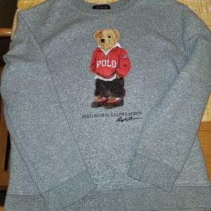 POLO RALPH LAUREN Teddy Bear Sweatshirt